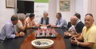 JUEVES 6 JUNIO 12 h. Reunión con los representantes de la Asociación Unificada de Guardias Civiles (AUGC)