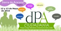 Visita a la Sierra de Huelva: 12 y 13 de Mayo de 2016