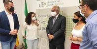 Analizamos el impacto de las casas de apuestas con el grupo parlamentario de Unidas Podemos Andalucía