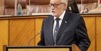 El Defensor del Pueblo andaluz advierte ante el Pleno del Parlamento andaluz del deber de garantizar el cumplimiento de los derechos ante la Andalucía post COVID-19