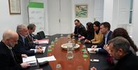 El Defensor expondrá en Bruselas su posicionamiento sobre el proyecto de gaseoducto de Doñana, si la Comisión de Peticiones del Parlamento Europeo, lo invita, tras la solicitud que cursará IU
