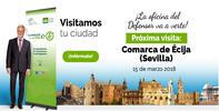 La Oficina de Atención Ciudadana del Defensor estará en Écija el próximo 15 de marzo