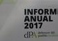10 h: Presentación Informe Anual 2017 dPA en Parlamento