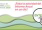 Informe Anual 2020. Urbanismo y obras públicas
