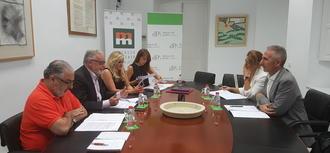 Trasladamos al consejero de Cultura de la Junta de Andalucía nuestras actuaciones