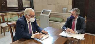 Reforzamos la colaboración con el Ayuntamiento de Sevilla