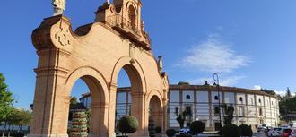 La oficina de atención ciudadana del Defensor del Pueblo Andaluz estuvo en la Comarca de Antequera (Málaga) el 10 de mayo de 2021