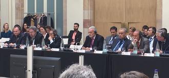 Los defensores europeos acuerdan exigir a sus respectivos estados acoger a las personas migrantes y refugiadas