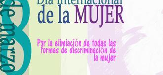 DIA INTERNACIONAL DE LA MUJER. Por la eliminación de todas las formas de discriminación a la mujer
