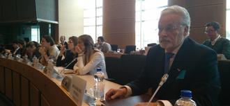 El Defensor del Pueblo andaluz pide ante la Comisión de Peticiones del Parlamento Europeo la suspensión definitiva del gaseoducto en Doñana