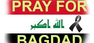 COMUNICADO ante el atentado en Bagdad (Irak)