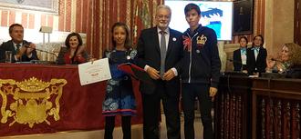 Los niños andaluces reivindican los derechos a la protección y a la igualdad en los Premios del Menor de Andalucía 2016