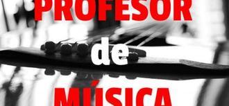 Comunicado ante la convocatoria de acceso al cuerpo de profesores de música y artes escénicas