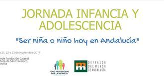El foro profesional de la Infancia y Adolescencia y el Defensor del Menor de Andalucía abordan las múltiples facetas de la Infancia
