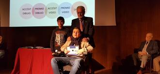 El Defensor del Menor de Andalucía entrega los premios de la XI edición del concurso Así veo mis derechos