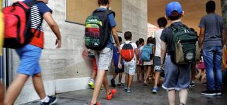 El Defensor del Menor abre actuación de oficio sobre las medidas acordadas para el reinicio del curso escolar