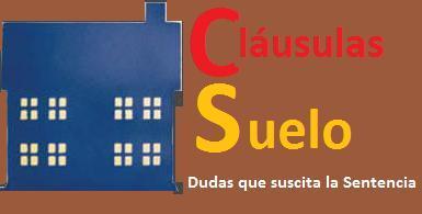 Dudas que suscita la sentencia del tribunal supremo 241 for Clausula suelo mayo 2013