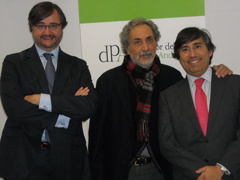 MARTES, 19 FEBRERO 12 horas. Encuentro con el Instituto Andaluz de Estudios Financieros