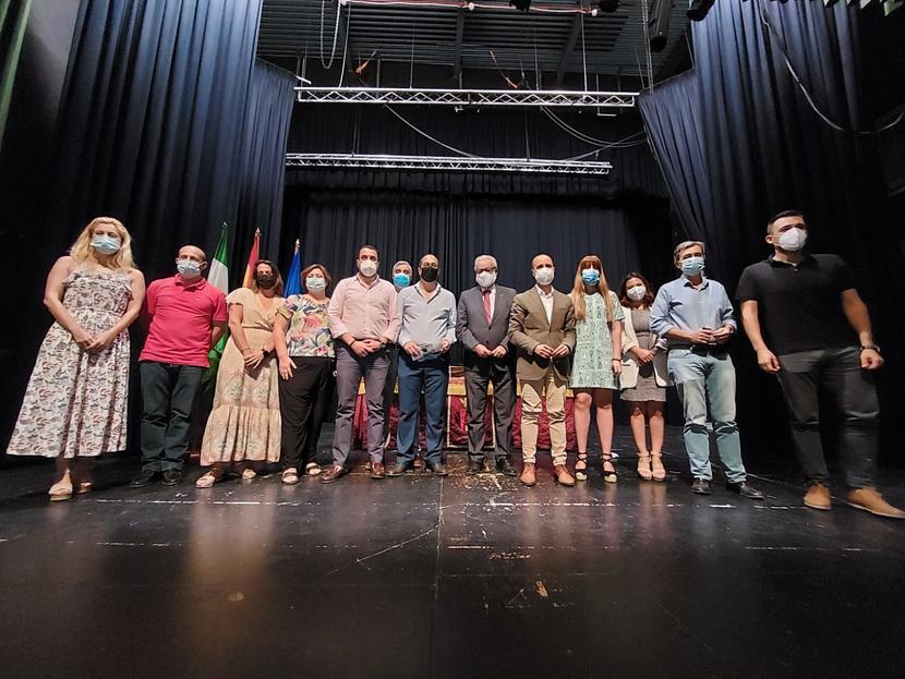 El Defensor del Pueblo andaluz se reúne con los alcaldes de la Mancomunidad de la Sierra de Cádiz