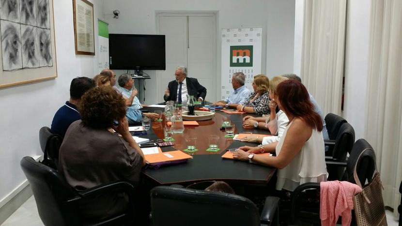 Comisión Técnica de Seguimiento de la guía de intervención en procesos de jurisdicción civil a personas con discapacidad