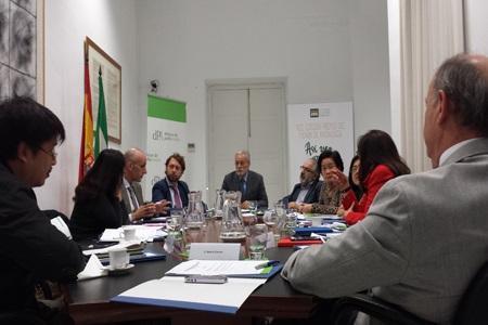Reunión con la Comisión de Derechos Humanos de Filipinas