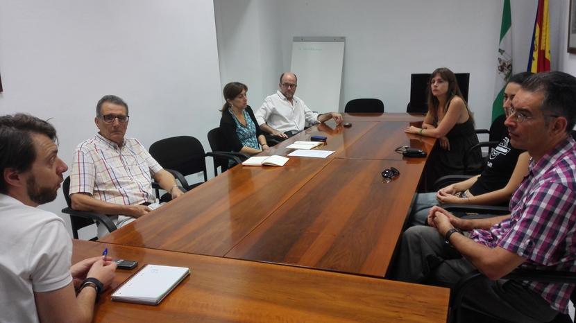 Reunión con Radiópolis Sevilla
