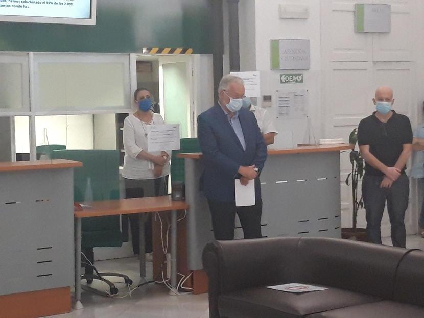 Nuestro más sentido pésame por el fallecimiento de Manuel Conde-Pumpido, el primer defensor del pueblo andaluz