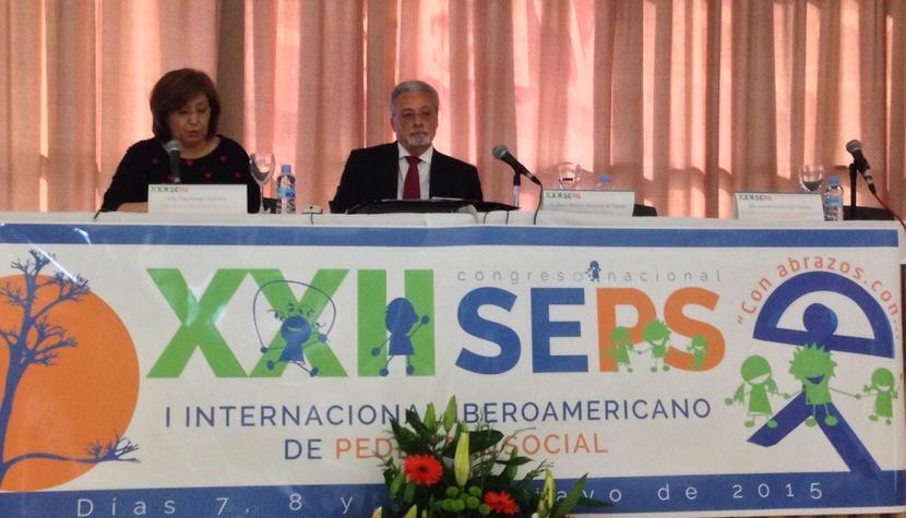 Conferencia Inaugural del Defensor en el XXII Congreso de Pediatría Social