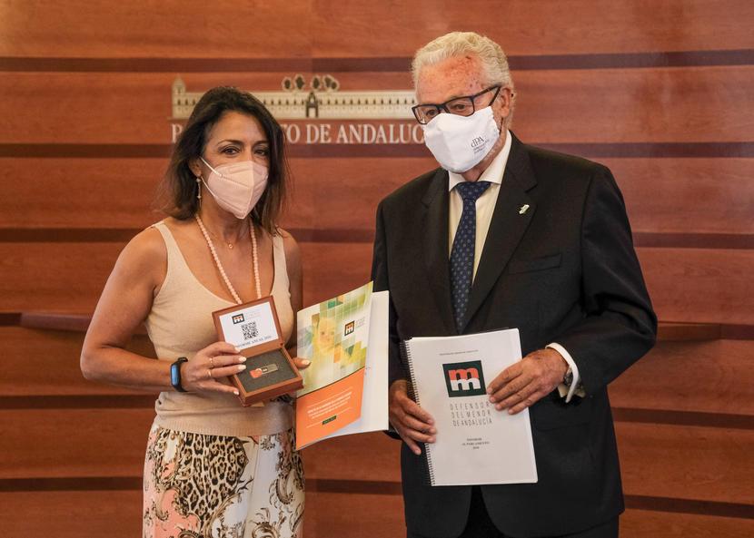 El Defensor del Menor de Andalucía reclama un plan integral de lucha contra la pobreza infantil ante el agravamiento a causa de la pandemia