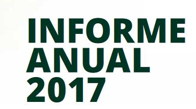 16 h: Presentación del Informe Anual 2017 del dPA en Comisión del Parlamento