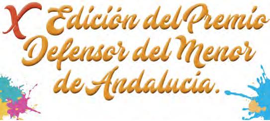 13.30 h: Entrega X Premio del Menor de Andalucía. En Almería