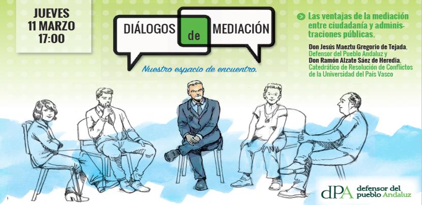 Diálogos de Mediación. Marzo 2021