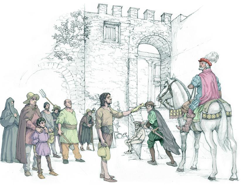 Acto Homenaje a la figura de Juan Relinque como síndico procurador y defensor del pueblo (1500-1544)