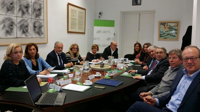 Debatimos la mejora de los procedimientos para la determinación de la edad de los MENA