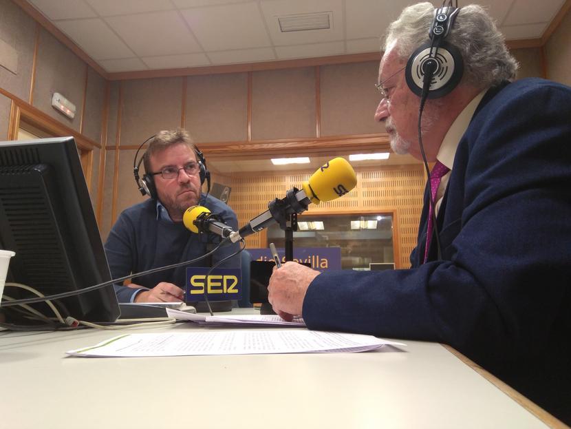 Entrevista con el Defensor del Pueblo andaluz sobre un balance de año