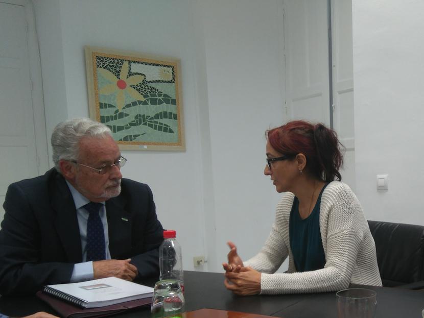 Nos interesamos por la situación de Helena Maleno y nos comprometemos a intervenir