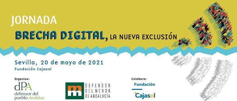 El Defensor del Pueblo andaluz debate sobre el impacto de la brecha digital y los nuevos excluidos en una jornada