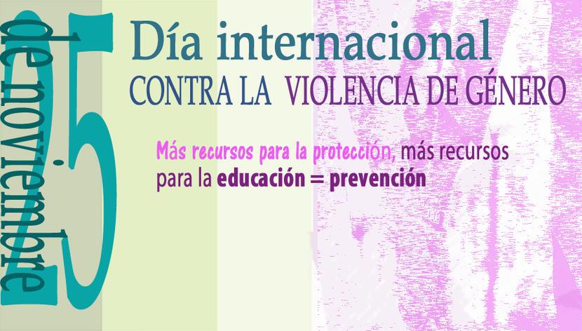 En El Día Internacional Para La Eliminación De La Violencia Contra La Mujer Defensor Del Pueblo Andaluz