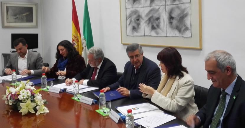 Renovación Pacto Andaluz por la Infancia 2010